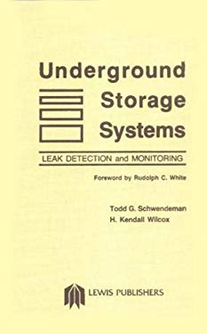 Underground Storage System 9780873710459