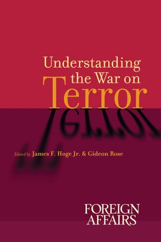 Understanding the War on Terror 9780876093474