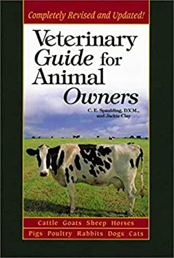 Veterinary Guide for Animal Owners 9780875964041