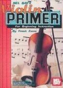 Violin Primer for Beginning Instruction 9780871663771