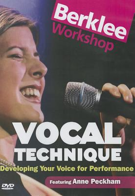 Vocal Technique: Developing Your Voice for Performance 9780876390269