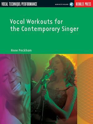 Vocal Workouts for the Contemporary Singer [With CD] 9780876390474