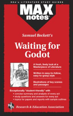 Waiting for Godot (Maxnotes Literature Guides) 9780878910571