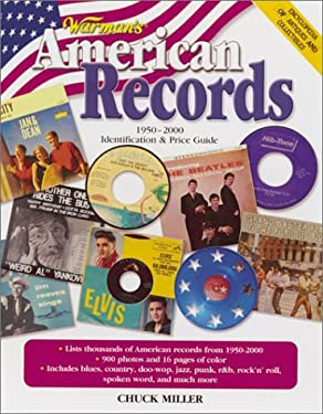 Warman's American Records, 1950-2000: Identification & Price Guide 9780873492591