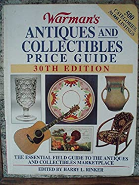 Warman's Antiques and Collectibles Price Guide 9780870697463