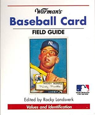 Warman's. Baseball Card Field Guide 9780873498371