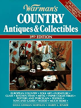 Warman's Country Antiques & Collectibles 9780870697432