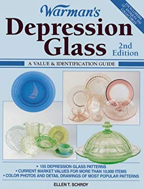Warman's Depression Glass: A Value & Identification Guide 9780873418690