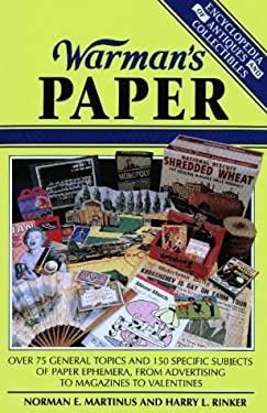 Warman's Paper 9780870696725