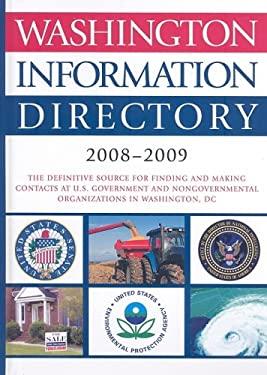 Washington Information Directory 9780872899469