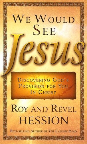 We Would See Jesus 9780875085869