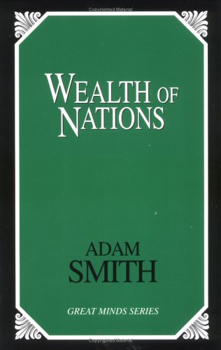 Wealth of Nations 9780879757052
