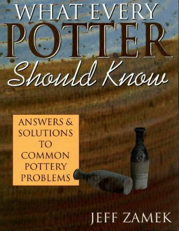 What Every Potter Should Know: Answers and Solutions to Common Pottery Problems 9780873417211