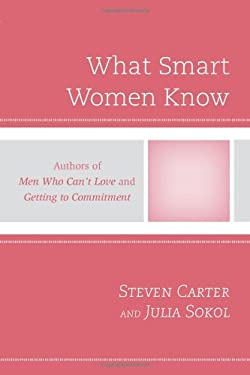 What Smart Women Know 9780871319067