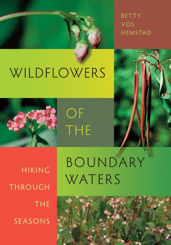 Wildflowers of the Boundary Waters: Hiking Through the Seasons 9780873516471