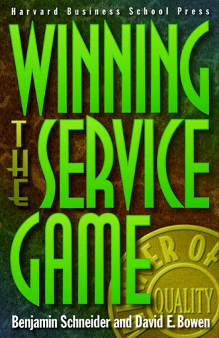 Winning the Service Game 9780875845708