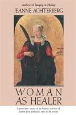 Woman as Healer 9780877736165