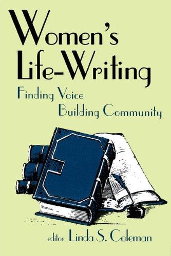 Women's Life-Writing 9780879727482