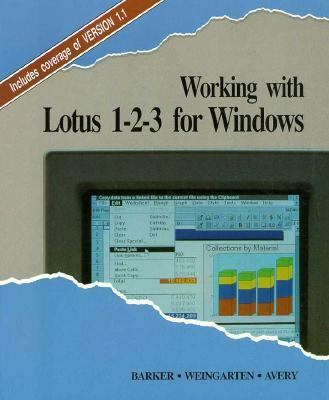 Working with Lotus 1-2-3 for Windows