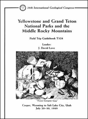 Yellowstone & Grand Teton National Parks & the Middle Rocky Mountains 9780875906683