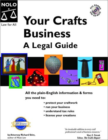 Your Crafts Business: A Legal Guide