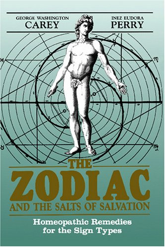 Zodiac and the Salts of Salvation 9780877287087