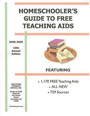 homeschooler's Guide to Free Teaching Aids 9780877084761