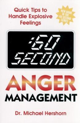 :60 Second Anger Management 9780882822204