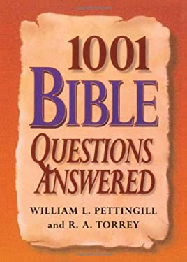 1001 Bible Questions Answered 9780884864790