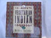 30 Minute Vegetarian Cookbook: Master Ethnic Dishes in 30 Minutes or Less! 3929714