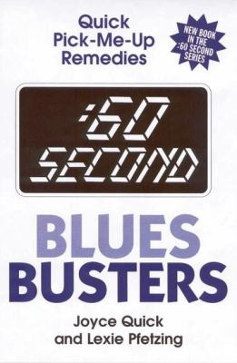 :60 Second Blues Busters 9780882822495