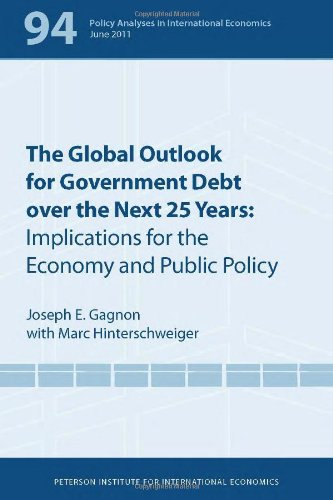 The Global Outlook for Government Debt Over the Next 25 Years: Implications for the Economy and Public Policy 9780881326215