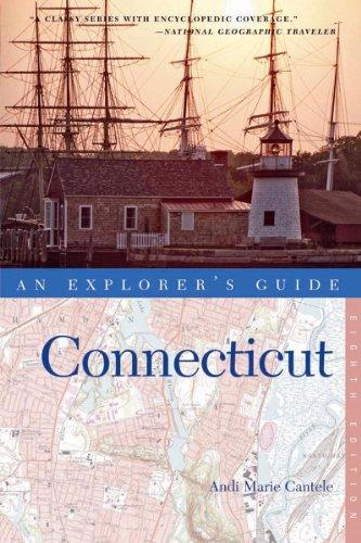 An Explorer's Guide Connecticut 9780881509595