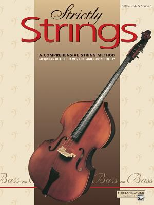 Strictly Strings, Bk 1: Bass 9780882845333