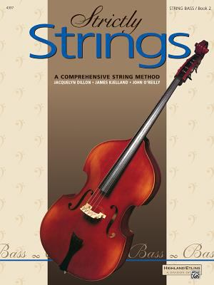 Strictly Strings, Bk 2: Bass 9780882845395