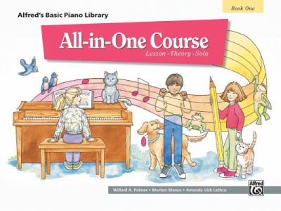 Alfred's Basic All-in-One Course for Children, Bk 1