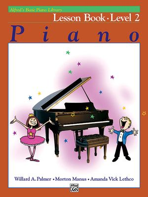 Alfred's Basic Piano Course Lesson Book, Bk 2 9780882848129