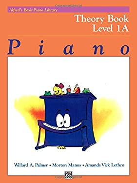 Alfred's Basic Piano Course Theory, Bk 1a 9780882848136