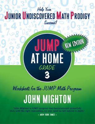 JUMP at Home, Grade 3: Worksheets for the JUMP Math Program 9780887849763