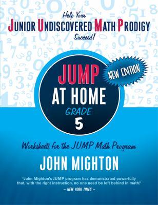 JUMP at Home, Grade 5: Worksheets for the JUMP Math Program 9780887849787