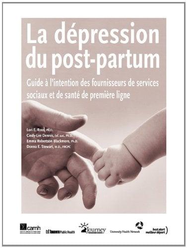 La Depression Du Post-Partum: Guide A L'Intention Des Fournisseurs de Services Sociaux Et de Sante de Premiere Ligne 9780888685162
