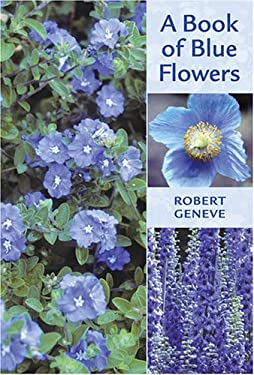 A Book of Blue Flowers 9780881927696