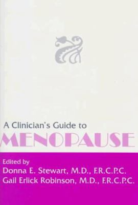 A Clinician's Guide to Menopause 9780880487542