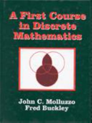 A First Course in Discrete Mathematics 9780881339406