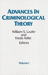 Advances in Criminological Theory 3981461