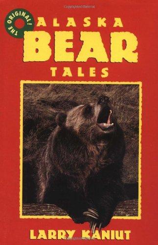 Alaska Bear Tales 9780882402321