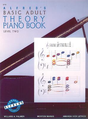 Alfred's Basic Adult Piano Course Theory, Bk 2 9780882846378