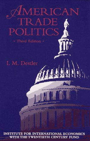 American Trade Politics 9780881322156