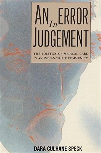 An Error in Judgement: The Politics