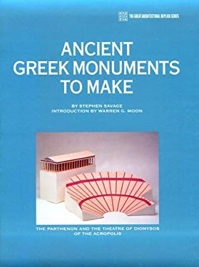 Ancient Greek Monuments to Make: The Parthenon 9780880451147